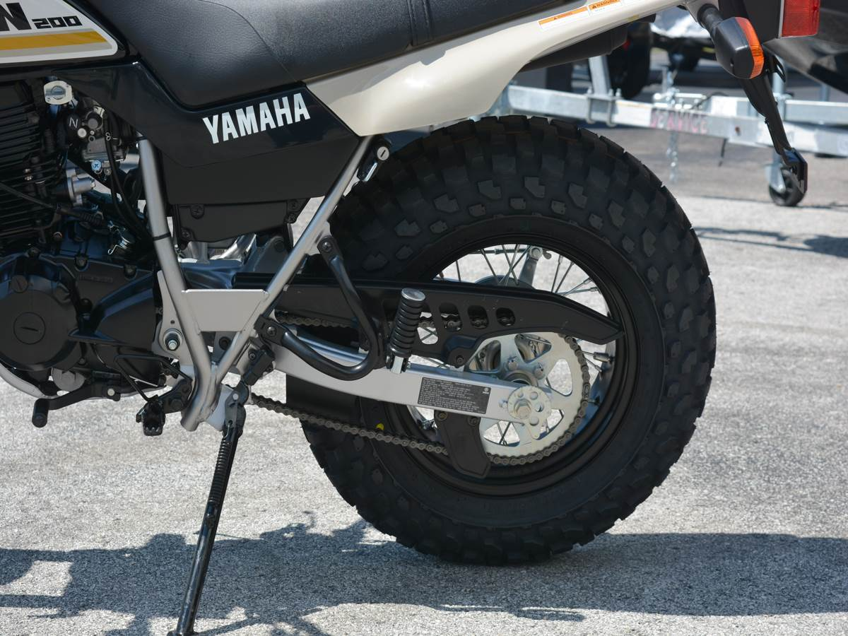 2020 Yamaha TW200 in Clearwater, Florida - Photo 13