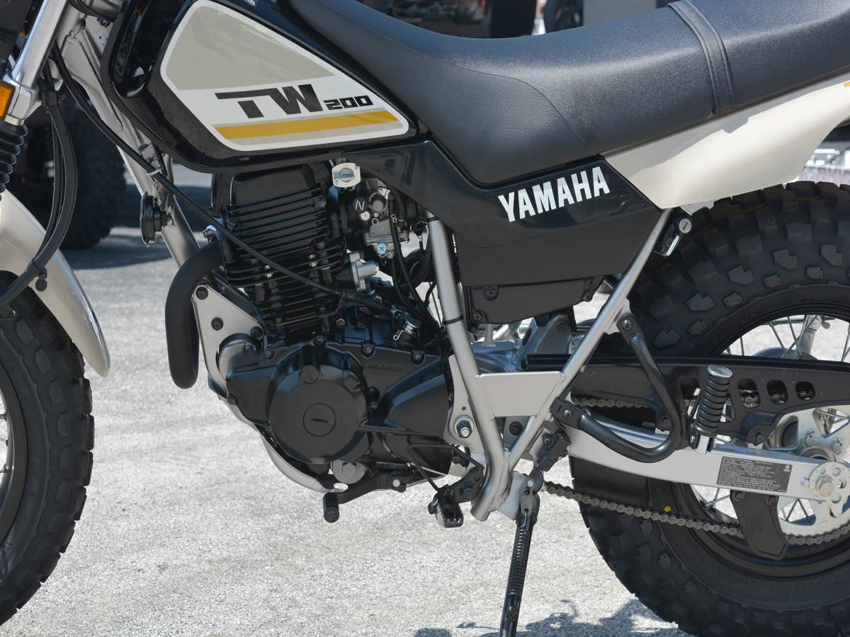 2020 Yamaha TW200 in Clearwater, Florida - Photo 14