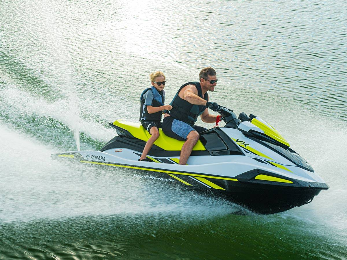 2021 Yamaha VX in Clearwater, Florida - Photo 2
