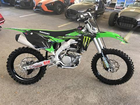 2018 Kawasaki KX 250F in Clearwater, Florida
