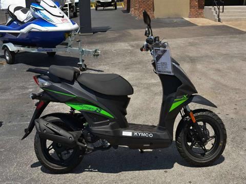 2021 Kymco Super 8 50X in Clearwater, Florida - Photo 4