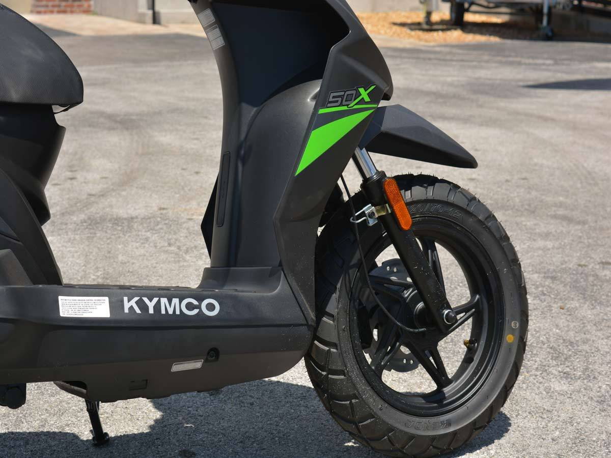 2021 Kymco Super 8 50X in Clearwater, Florida - Photo 7