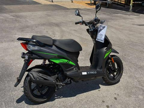 2021 Kymco Super 8 50X in Clearwater, Florida - Photo 8