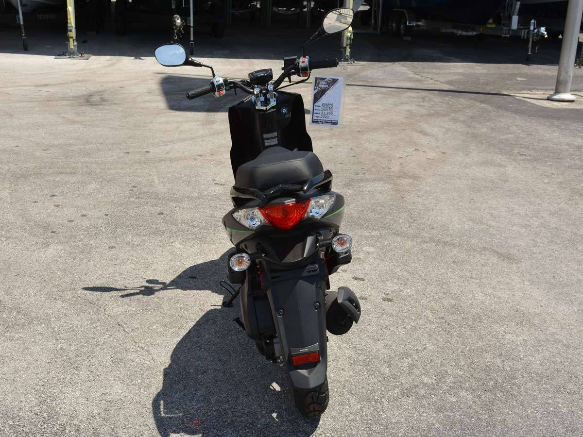 2021 Kymco Super 8 50X in Clearwater, Florida - Photo 13