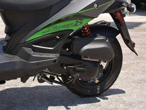 2021 Kymco Super 8 50X in Clearwater, Florida - Photo 2