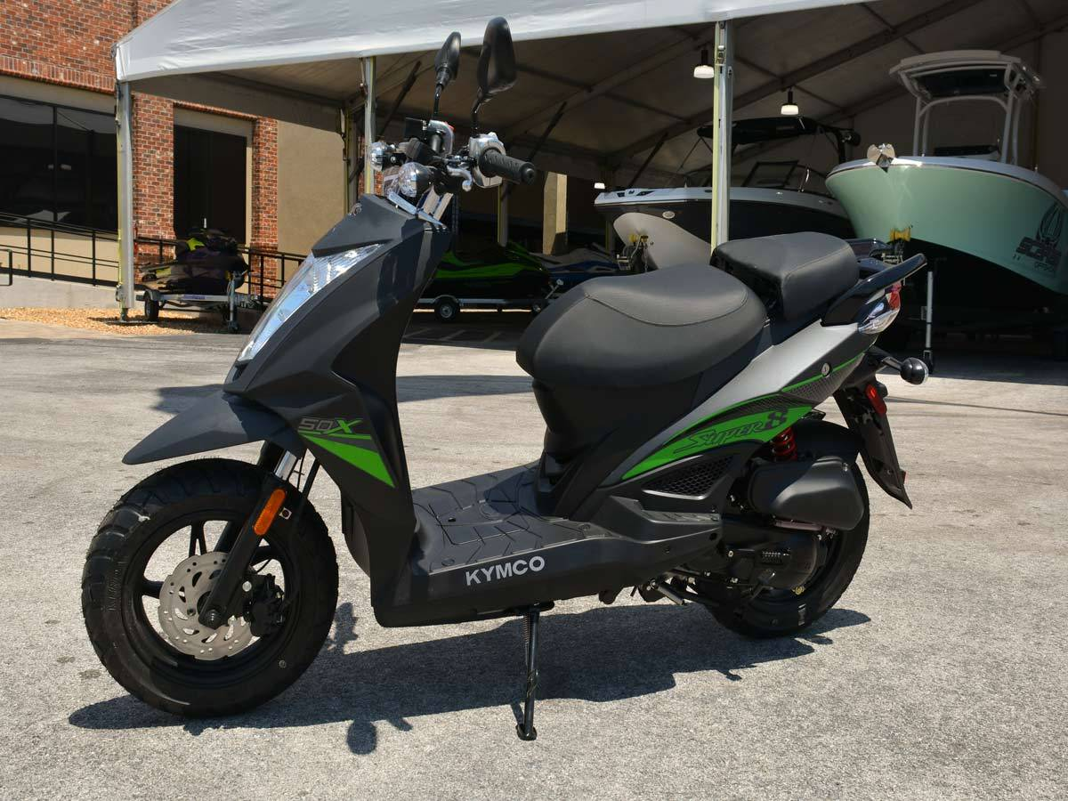 2021 Kymco Super 8 50X in Clearwater, Florida - Photo 17