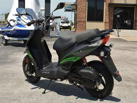 2021 Kymco Super 8 50X in Clearwater, Florida - Photo 18