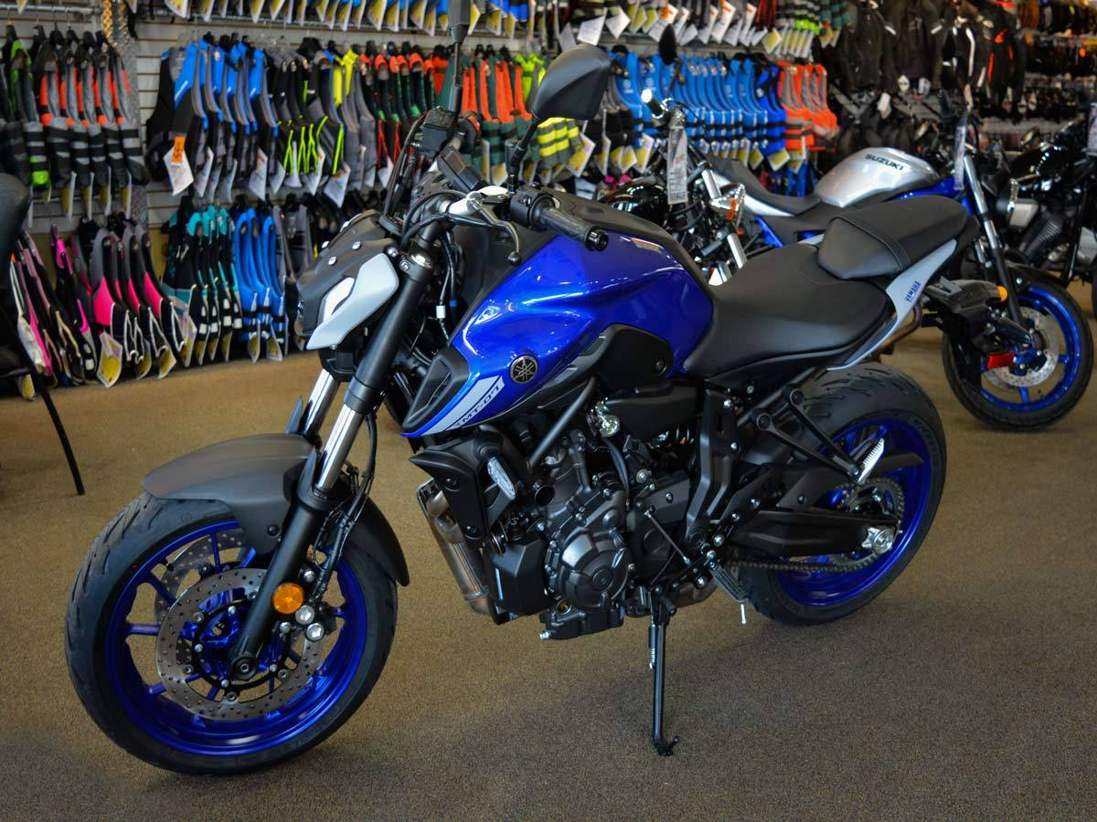 2021 Yamaha MT-07 in Clearwater, Florida - Photo 7