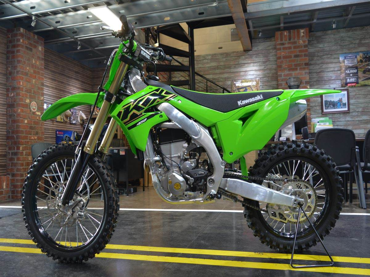2021 Kawasaki KX 450 in Clearwater, Florida - Photo 1