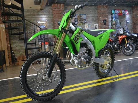 2021 Kawasaki KX 450 in Clearwater, Florida - Photo 2