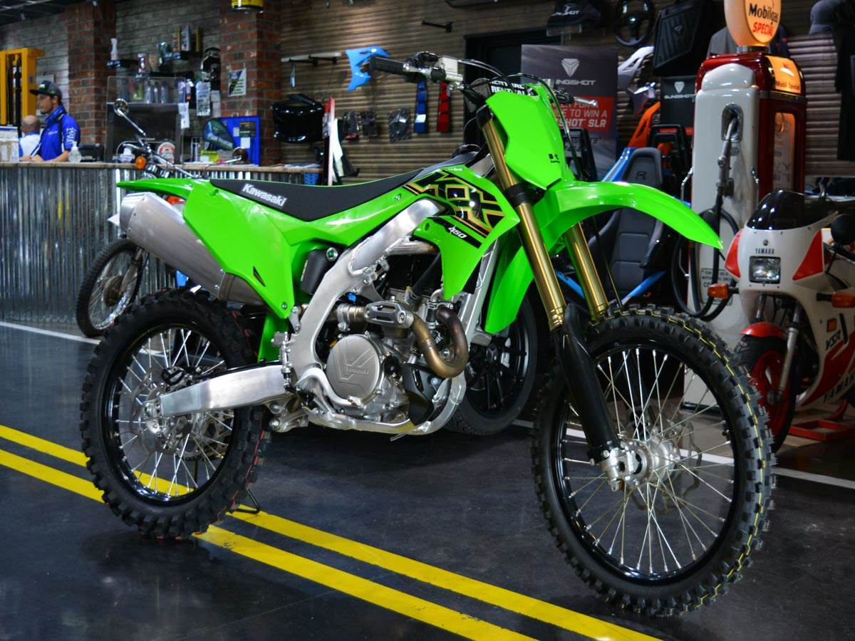 2021 Kawasaki KX 450 in Clearwater, Florida - Photo 11