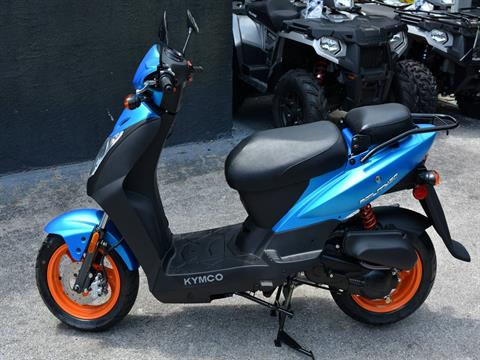 2019 Kymco Agility 50 in Clearwater, Florida - Photo 1