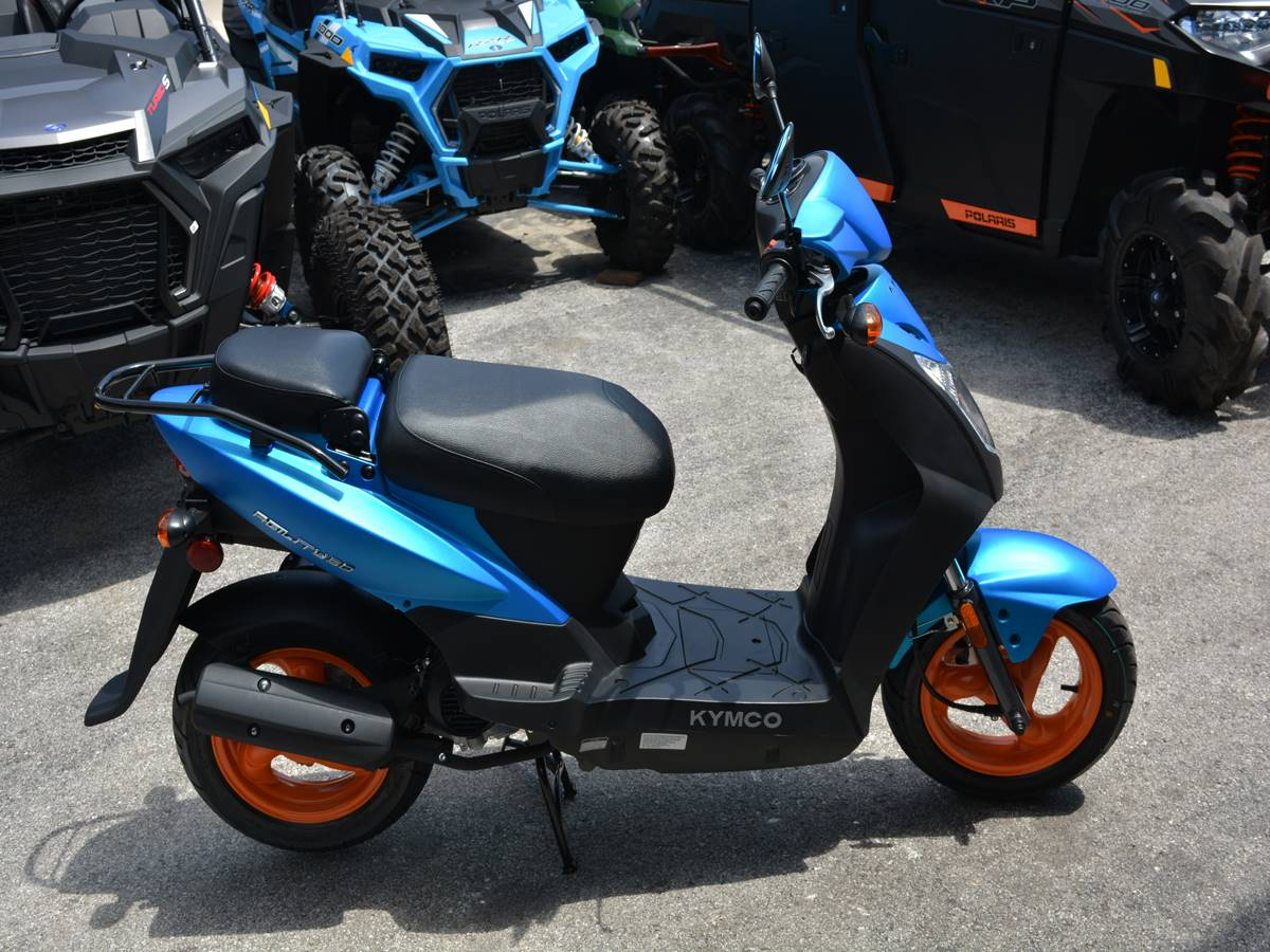 2019 Kymco Agility 50 in Clearwater, Florida - Photo 2