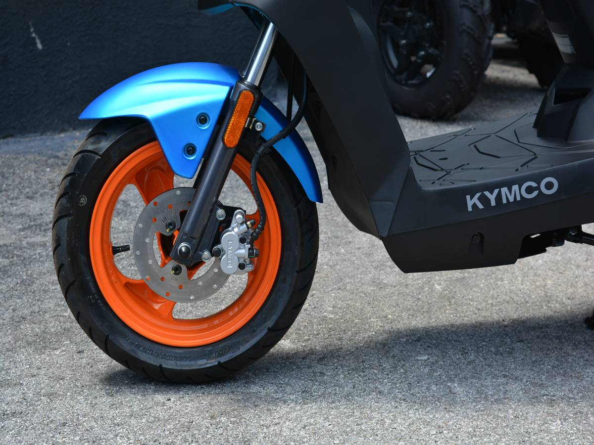 2019 Kymco Agility 50 in Clearwater, Florida - Photo 5
