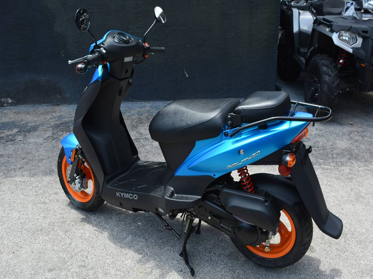 2019 Kymco Agility 50 in Clearwater, Florida - Photo 7