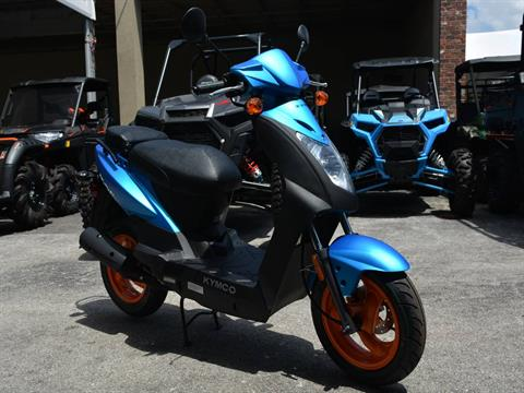 2019 Kymco Agility 50 in Clearwater, Florida - Photo 11