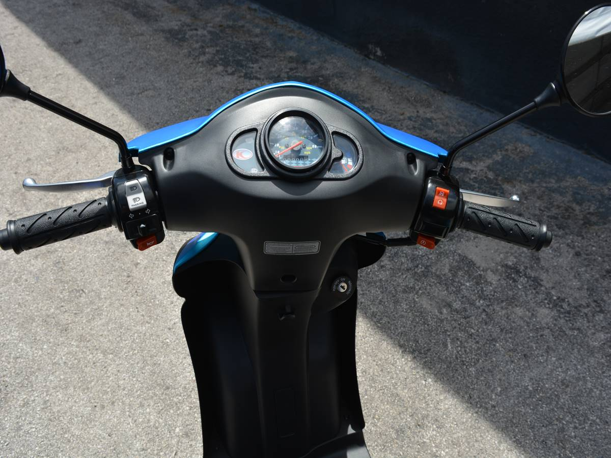 2019 Kymco Agility 50 in Clearwater, Florida - Photo 13