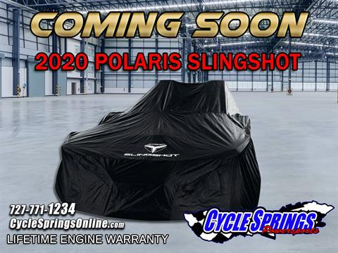 2020 Polaris Slingshot in Clearwater, Florida - Photo 1