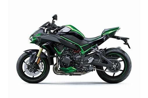 2021 Kawasaki Z H2 SE in Clearwater, Florida - Photo 6