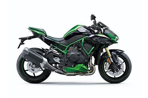 2021 Kawasaki Z H2 SE in Clearwater, Florida - Photo 8