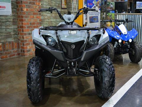 2021 Yamaha Grizzly 90 in Clearwater, Florida - Photo 7