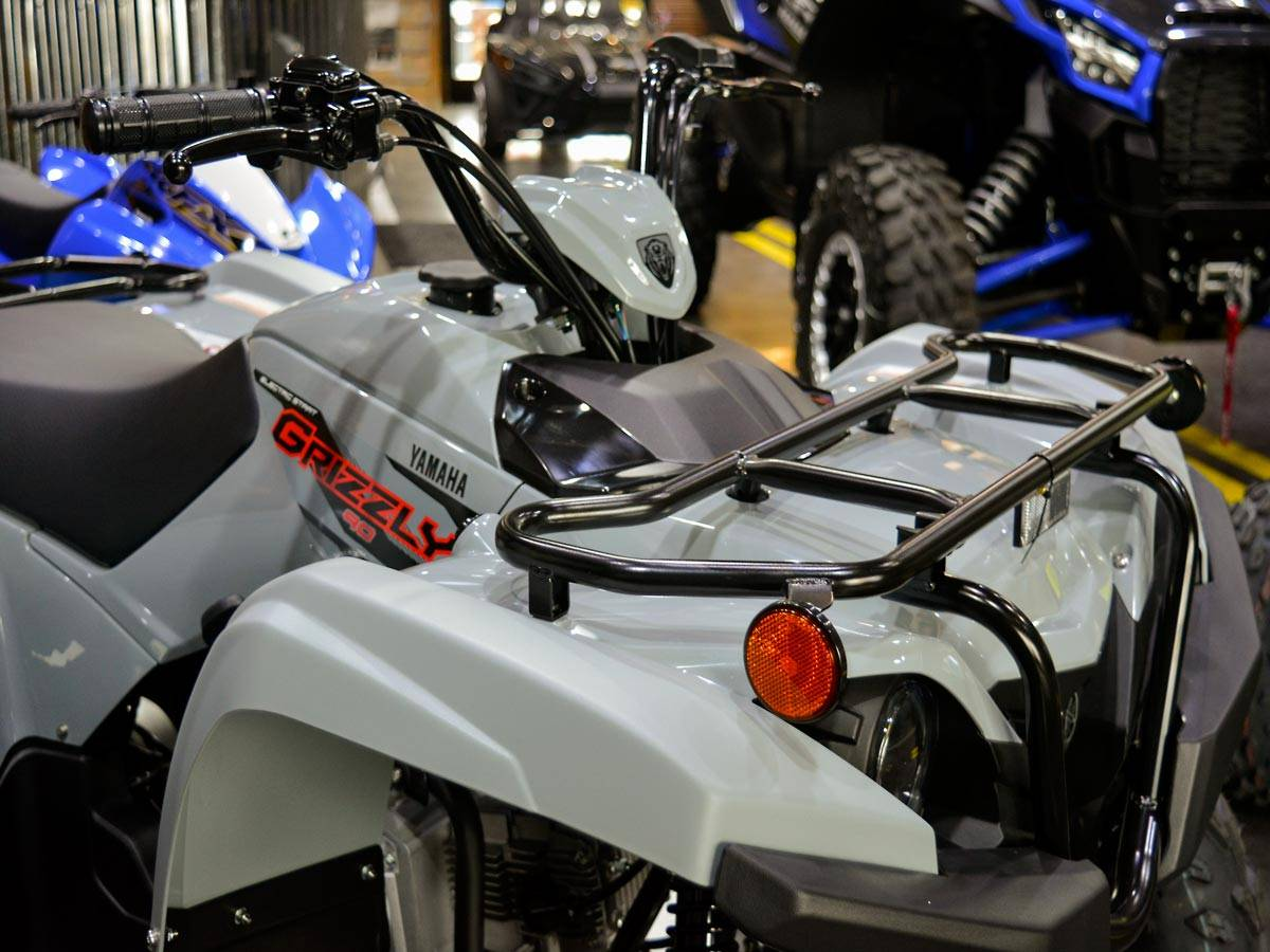 2021 Yamaha Grizzly 90 in Clearwater, Florida - Photo 9