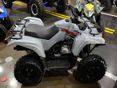 2021 Yamaha Grizzly 90 in Clearwater, Florida - Photo 2