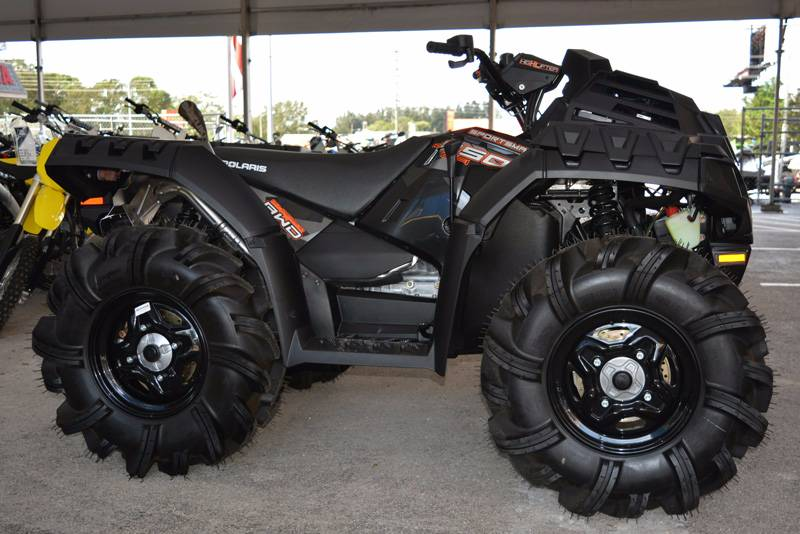 Polaris Dealer Florida >> New 2018 Polaris Sportsman 850 High Lifter Edition ATVs in Clearwater, FL | Stock Number: 2018 ...