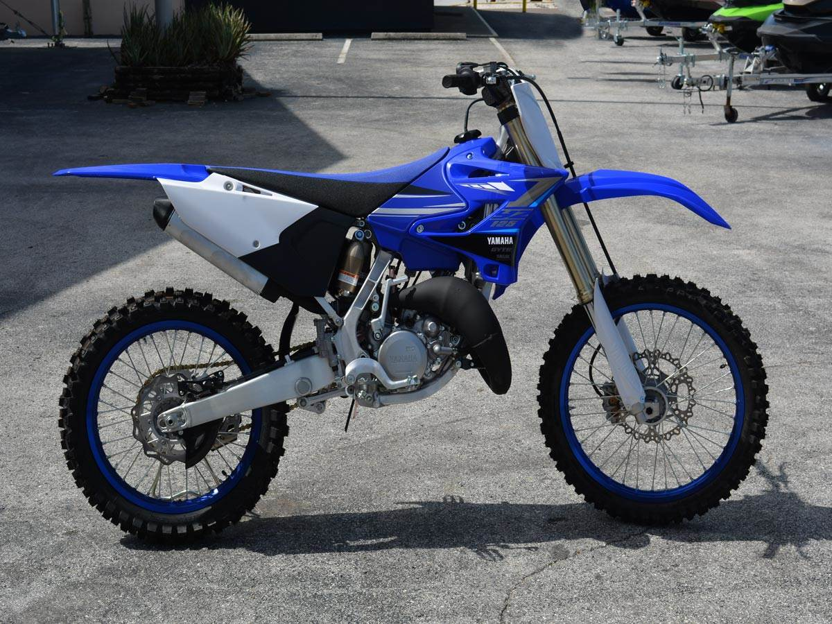 2020 Yamaha YZ125 in Clearwater, Florida - Photo 1