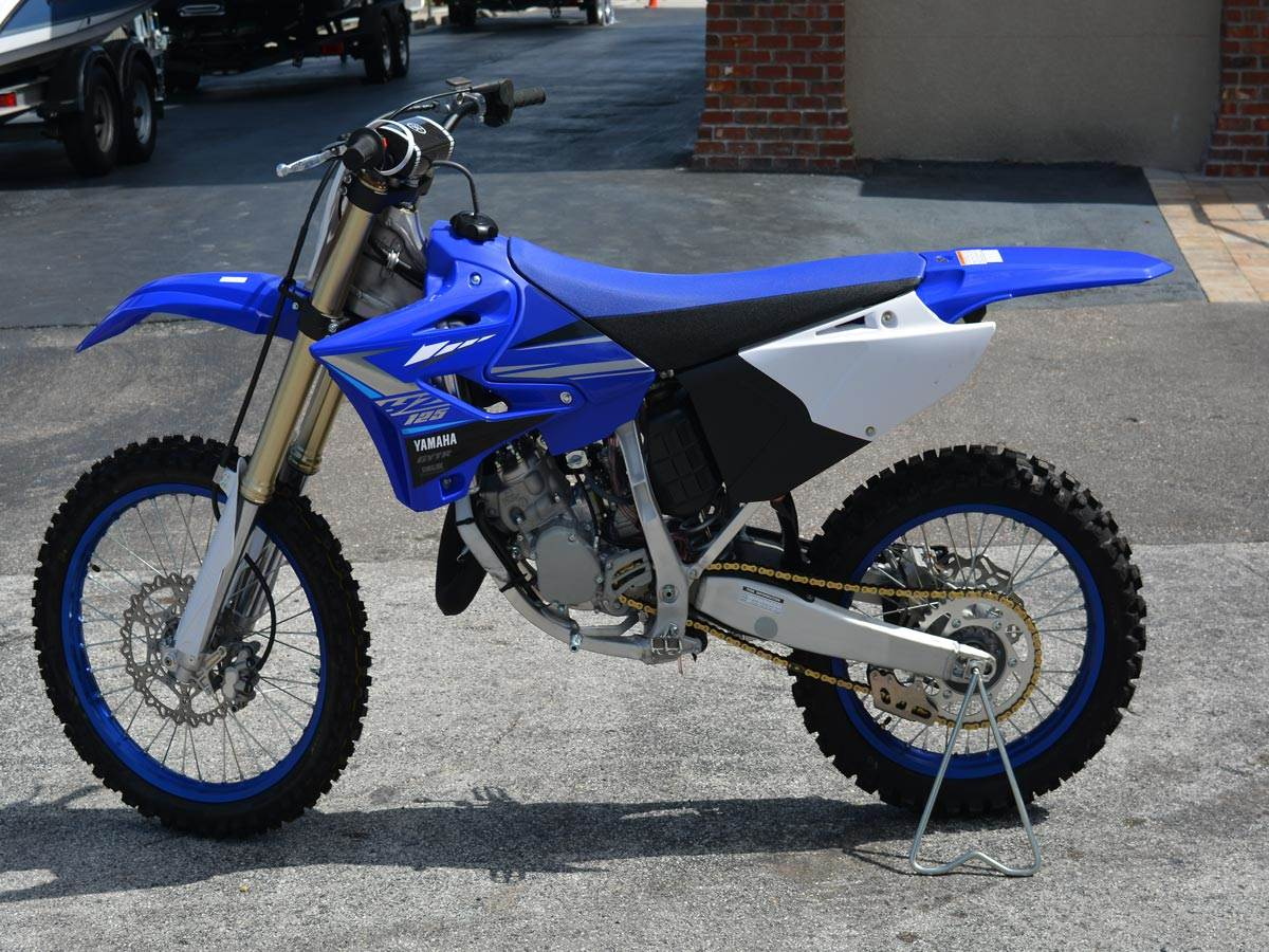 2020 Yamaha YZ125 in Clearwater, Florida - Photo 2