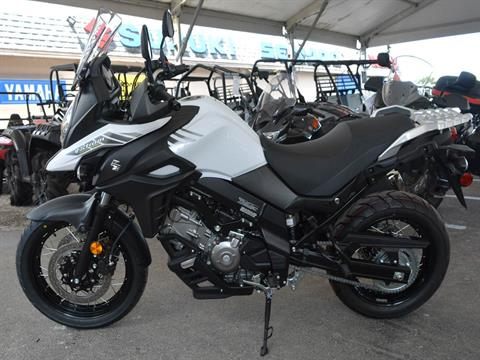 2018 Suzuki V-Strom 650XT in Clearwater, Florida