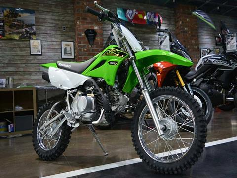 2021 Kawasaki KLX 110R L in Clearwater, Florida - Photo 1