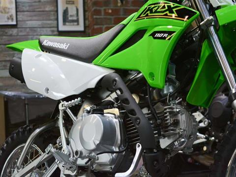 2021 Kawasaki KLX 110R L in Clearwater, Florida - Photo 2