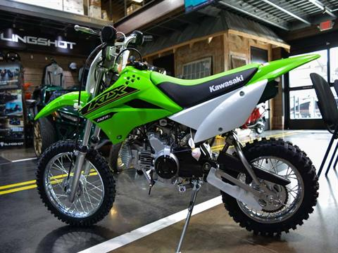 2021 Kawasaki KLX 110R L in Clearwater, Florida - Photo 9