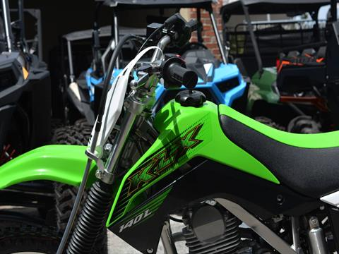 2020 Kawasaki KLX 140L in Clearwater, Florida - Photo 4