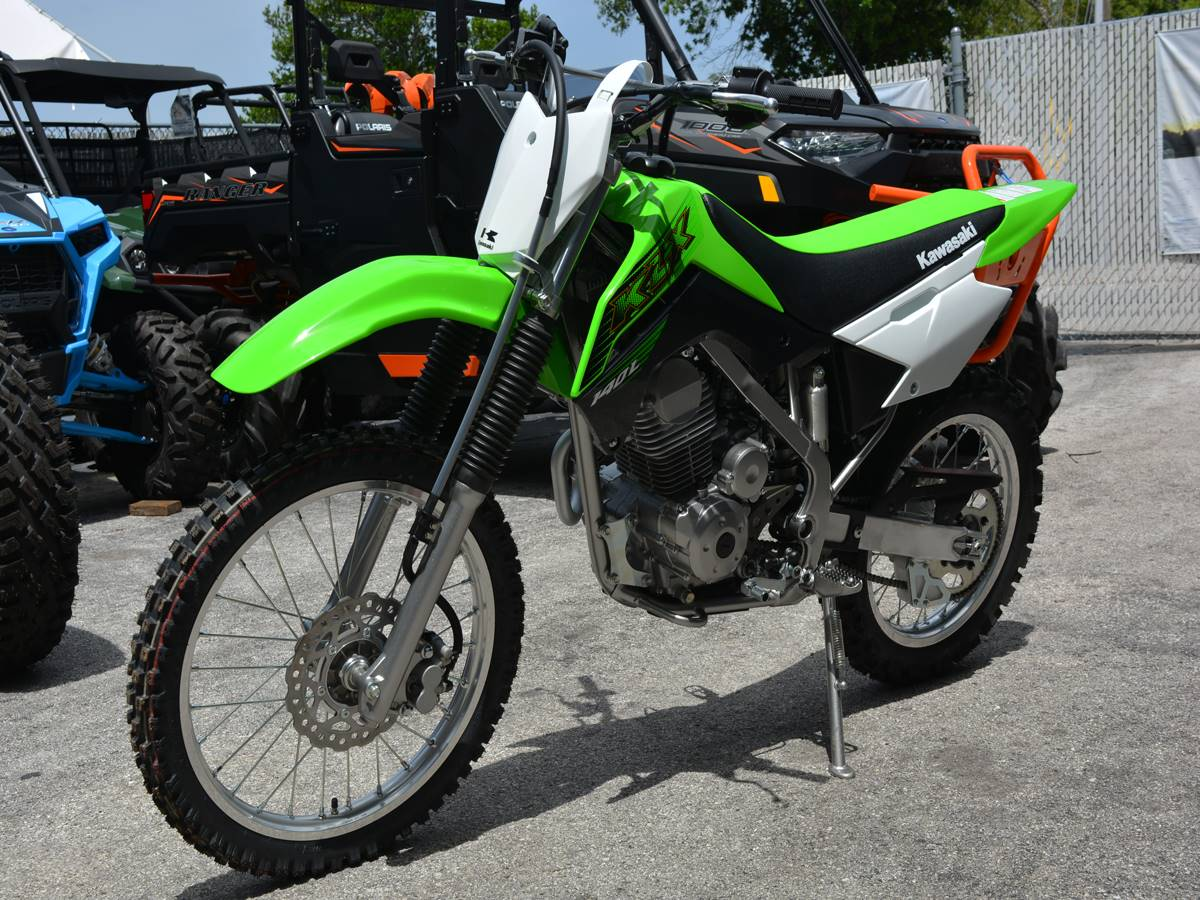 2020 Kawasaki KLX 140L in Clearwater, Florida - Photo 9