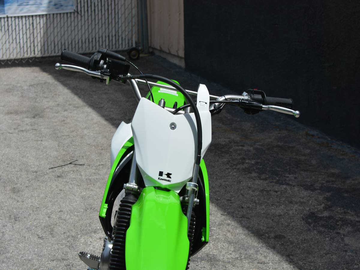 2020 Kawasaki KLX 140L in Clearwater, Florida - Photo 11