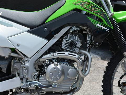 2020 Kawasaki KLX 140L in Clearwater, Florida - Photo 14
