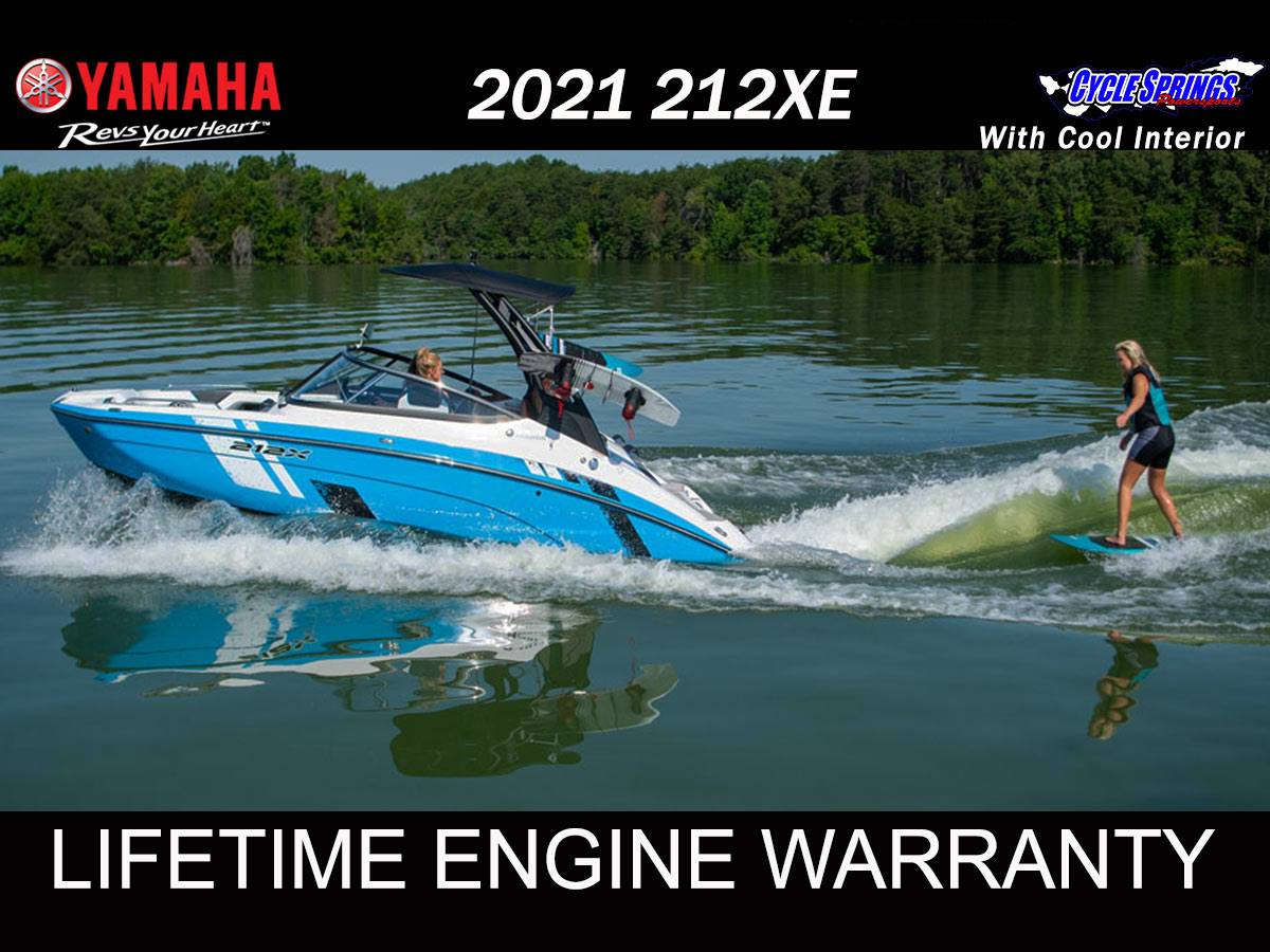 2021 Yamaha 212XE in Clearwater, Florida - Photo 1