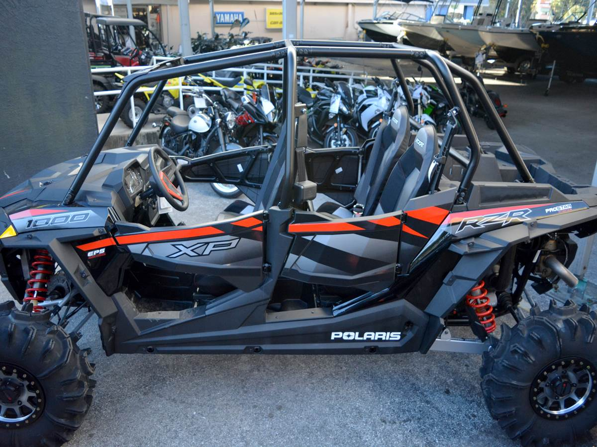 2019 Polaris RZR XP 4 1000 EPS 4