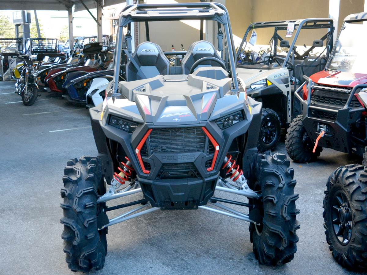 2019 Polaris RZR XP 4 1000 EPS 5