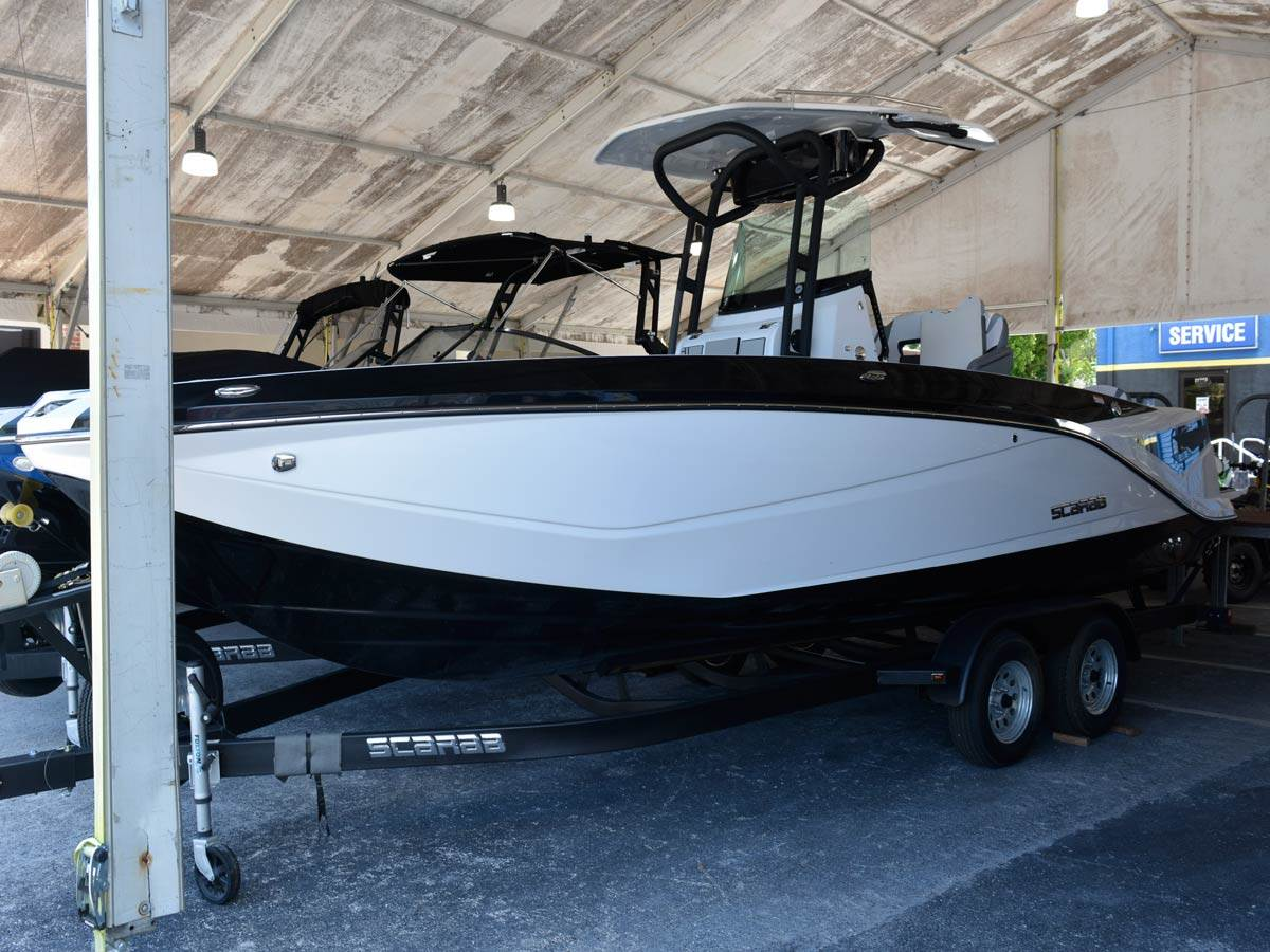 2020 Scarab 255 Open ID in Clearwater, Florida - Photo 1