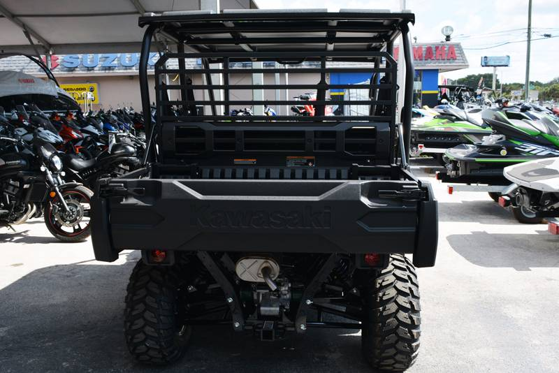 2018 Kawasaki Mule PRO-FXT RANCH EDITION in Clearwater, Florida