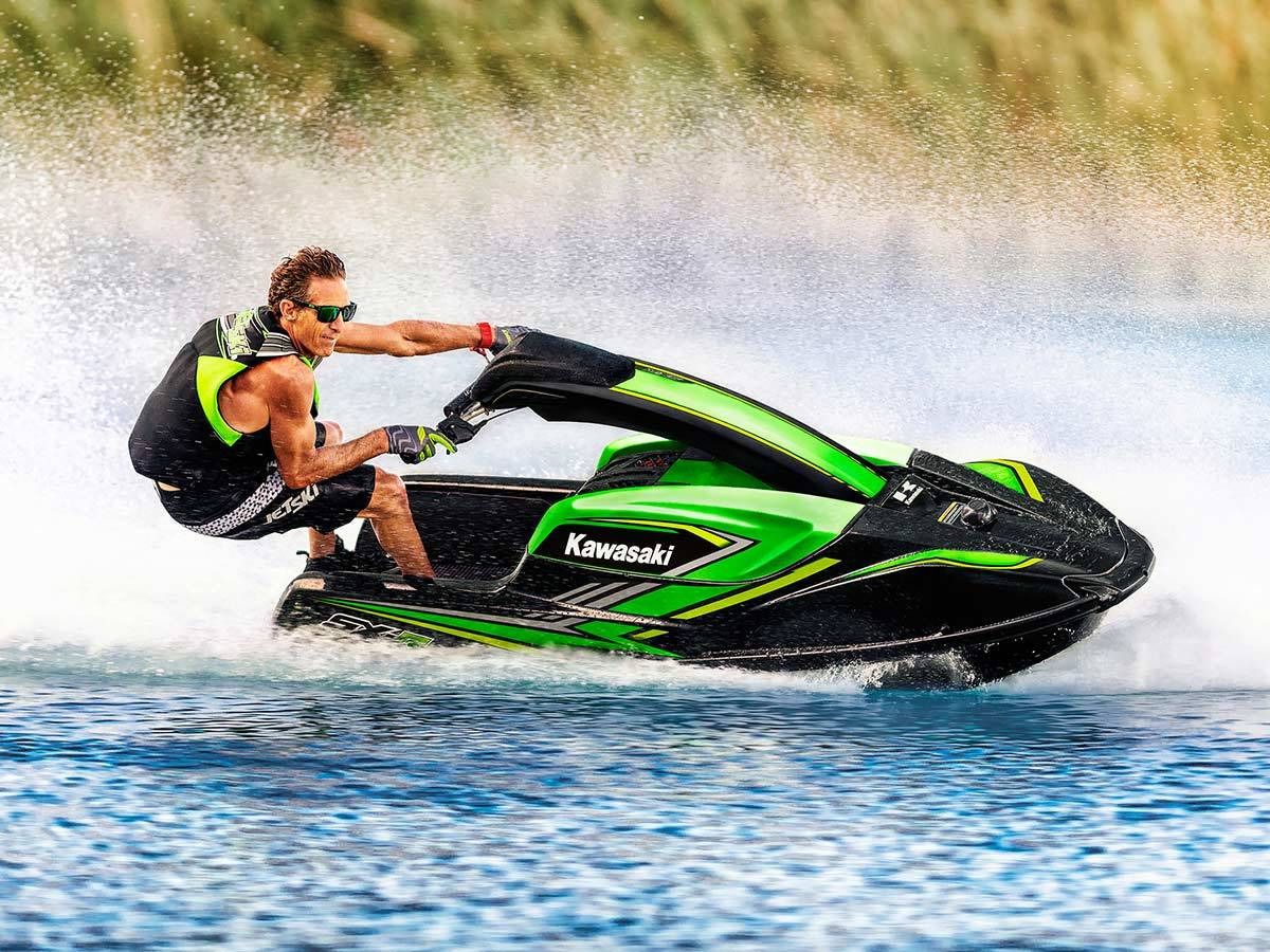 2020 Kawasaki Jet Ski SX-R in Clearwater, Florida - Photo 6