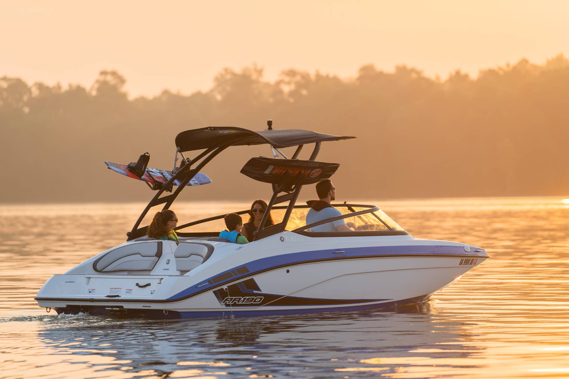 2019 Yamaha AR190 in Clearwater, Florida - Photo 2