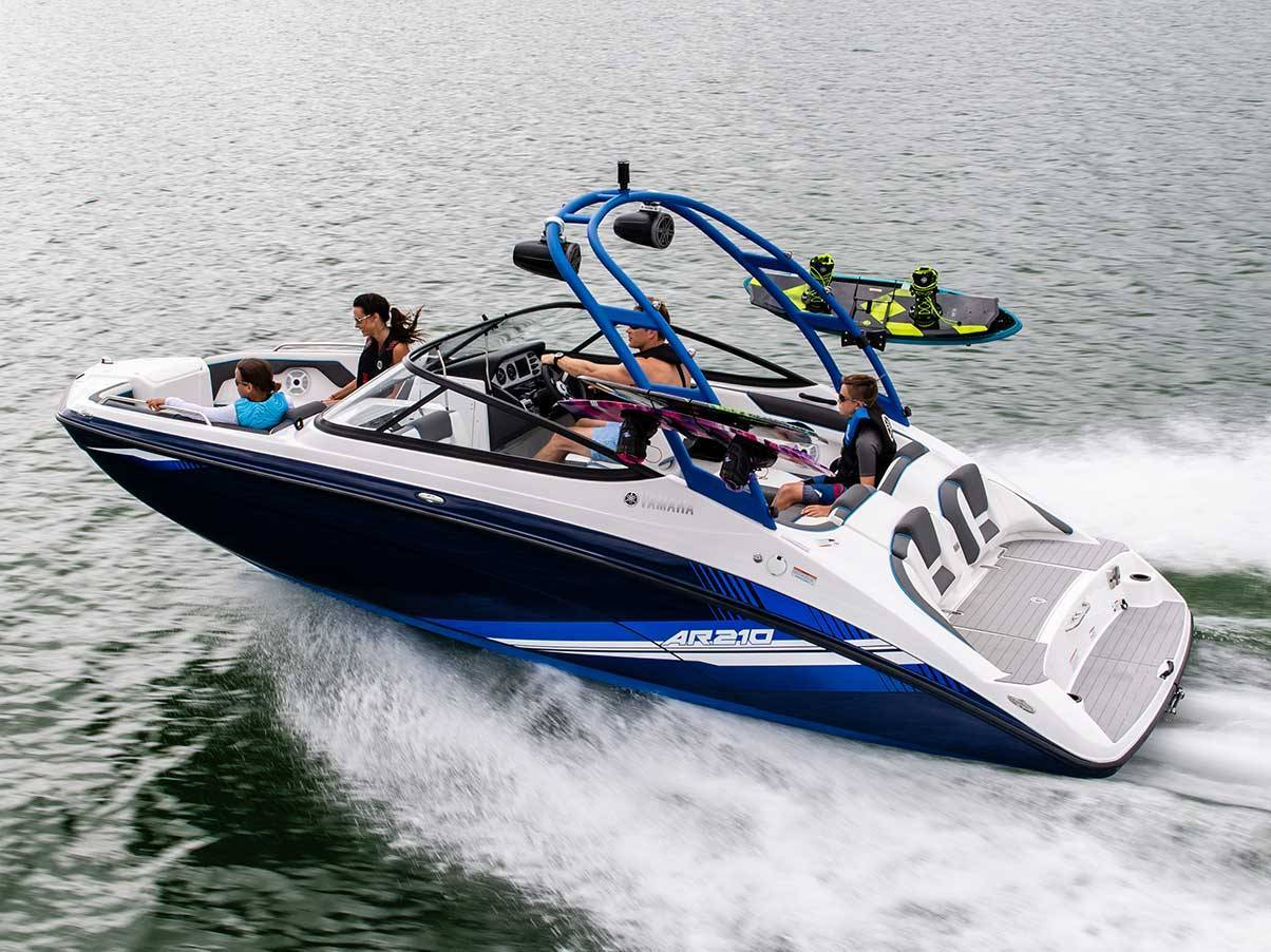 2021 Yamaha AR210 in Clearwater, Florida - Photo 4