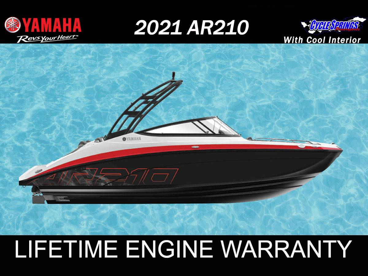 2021 Yamaha AR210 in Clearwater, Florida - Photo 1