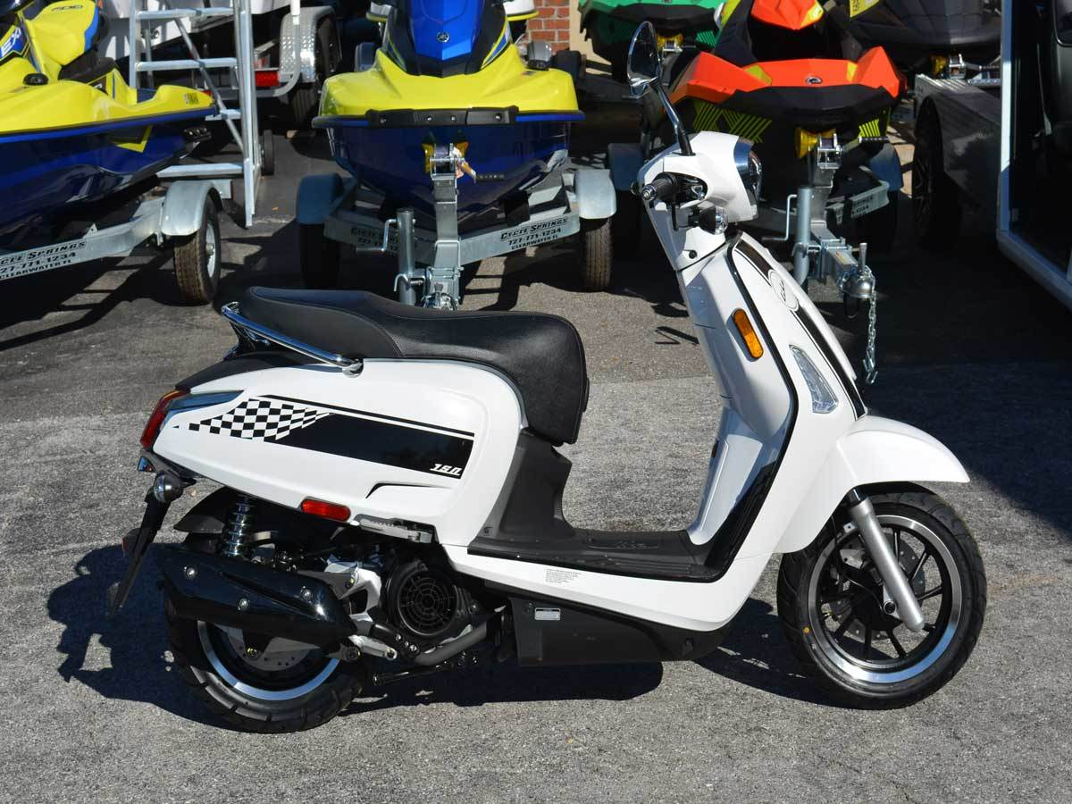 2020 Kymco Like 150i ABS Noodoe in Clearwater, Florida - Photo 2