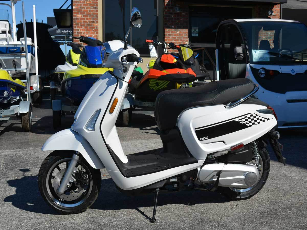 2020 Kymco Like 150i ABS Noodoe in Clearwater, Florida - Photo 4