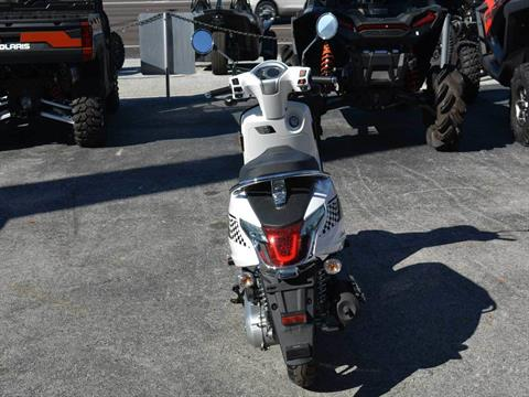 2020 Kymco Like 150i ABS Noodoe in Clearwater, Florida - Photo 8